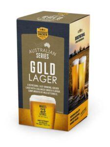 MANGROVE-JACK-GOLD-LAGER-BEER KIT